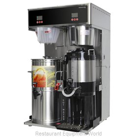 Newco DTVT COMBO Coffee Tea Brewer