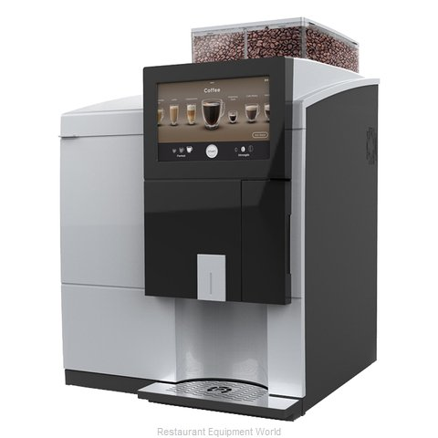 Newco ECCELLENZA TOUCH Coffee Machine, Bean to Cup