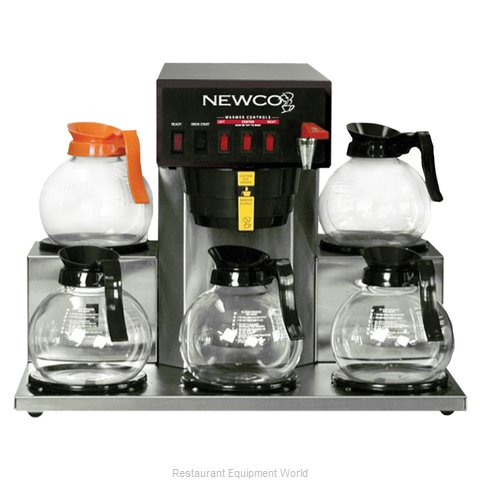 Newco FC-5 Coffee Brewer for Decanters