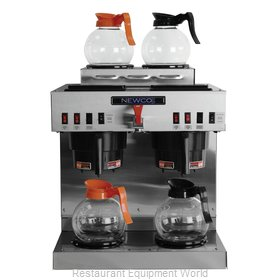 Newco GKDF-4 Coffee Brewer for Decanters