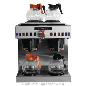 Newco GKDF-6 Coffee Brewer for Decanters