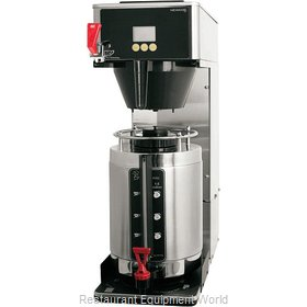 Newco GXF-8D-TVT Coffee Brewer/Server