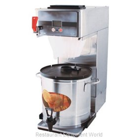 Newco GXFP-TVT-701016 Tea Brewer