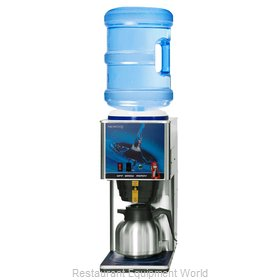 Newco KB-1F Coffee Brewer for Decanters