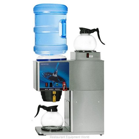 Newco KB1AF Bottled water brewer