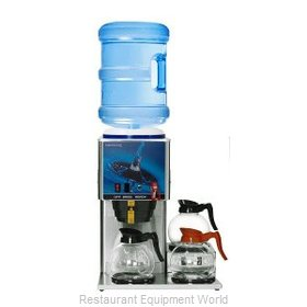 Newco KB3AF Bottled water brewer