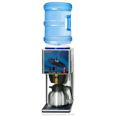 Newco KBTCF Bottled water brewer (Magnified)