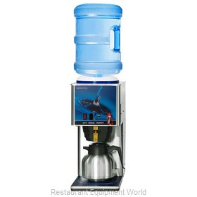 Newco KBTCF Bottled water brewer