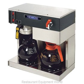 Newco LPF Coffee Brewer for Decanters