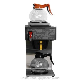 Newco NK-L3AF Coffee Brewer for Decanters