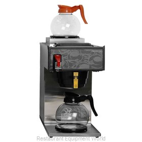 Newco NK-LP2AF Coffee Brewer for Decanters