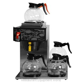 Newco NK-LP5AF Coffee Brewer for Decanters