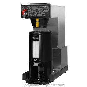 Newco NK-PDAF Coffee Brewer for Thermal Server