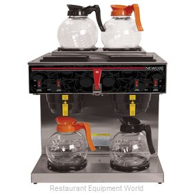 Newco NKD-4AF Coffee Brewer for Decanters