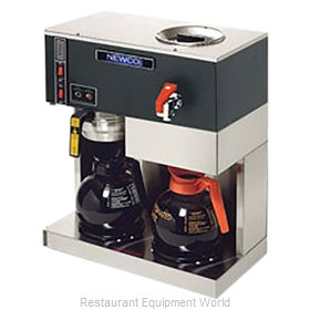 Newco RC-2AF Coffee Brewer for Decanters