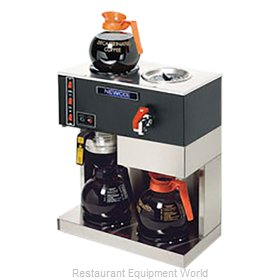 Newco RD-3AF Coffee Brewer for Decanters