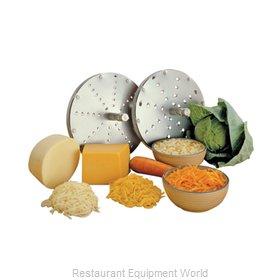 Nemco 55263-2 Food Processor, Shredding / Grating Disc Plate