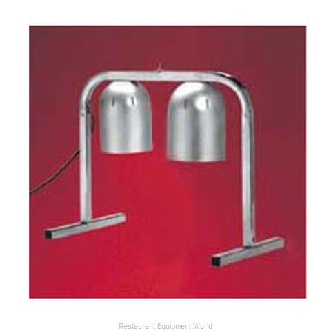Nemco 6008-2 Two Bulb Heat Lamp