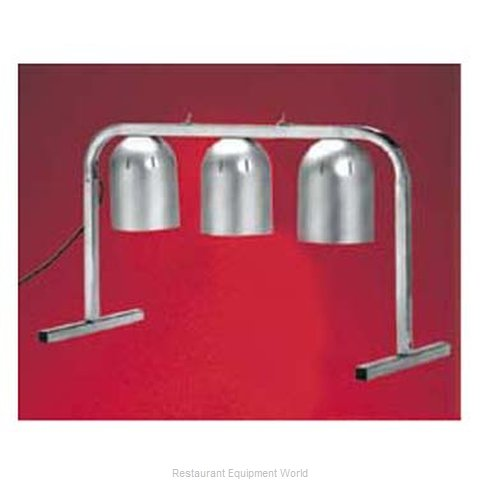 Nemco 6008-3 Three Bulb Heat Lamp