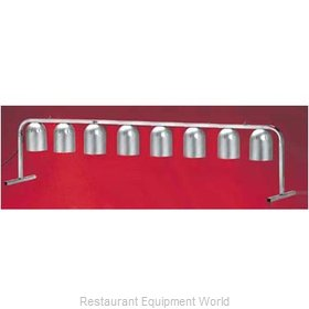 Nemco 6008-8 Heat Lamp, Bulb Type