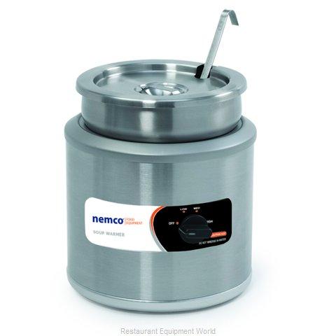 Nemco 6102A-ICL-220 Food Pan Warmer/Cooker, Countertop