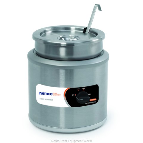 Nemco 6102A-ICL Food Warmer Cooker Rethermalizer Countertop