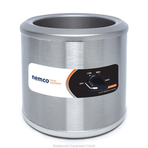 Nemco 6103A-220 Food Pan Warmer/Cooker, Countertop