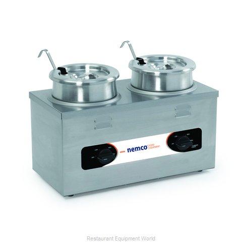 Nemco 6120A-CW Food Pan Warmer/Cooker, Countertop