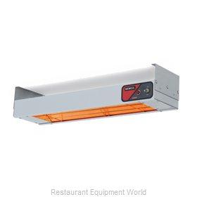 Nemco 6150-72-D-240 Heat Lamp, Strip Type
