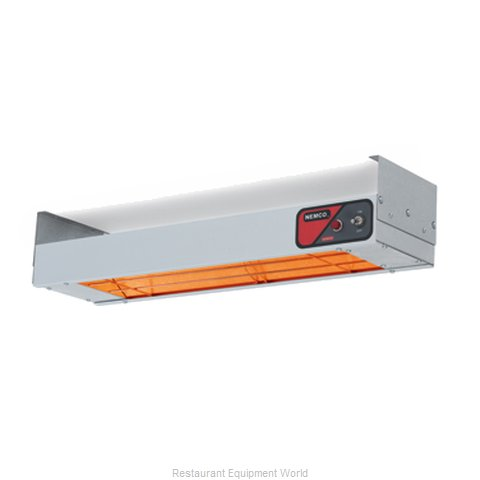 Nemco 6151-24-D-240 Heat Lamp, Strip Type