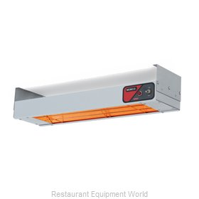 Nemco 6151-60-240 Heat Lamp, Strip Type