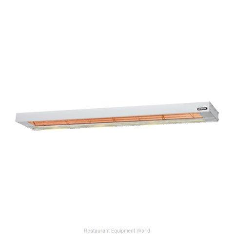 Nemco 6155-72-DL-208 Heat Lamp, Strip Type