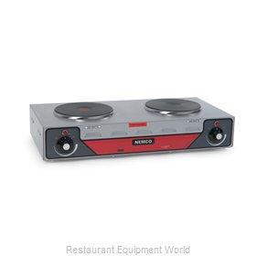 Nemco 6310-2-240 Hotplate, Countertop, Electric