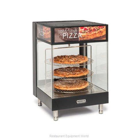 Nemco 6421 Display Case, Hot Food, Countertop