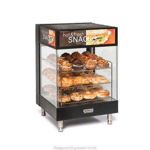 Nemco 6424 Display Case, Hot Food, Countertop