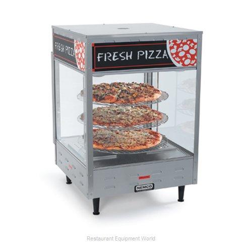 Nemco 6450-4 Display Case, Hot Food, Countertop