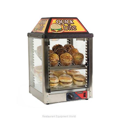 Nemco 6457 Display Case, Hot Food, Countertop