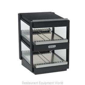 Nemco 6480-18S-B Display Merchandiser, Heated, For Multi-Product