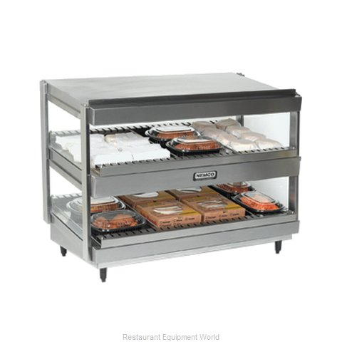 Nemco 6480-24S Display Merchandiser, Heated, For Multi-Product