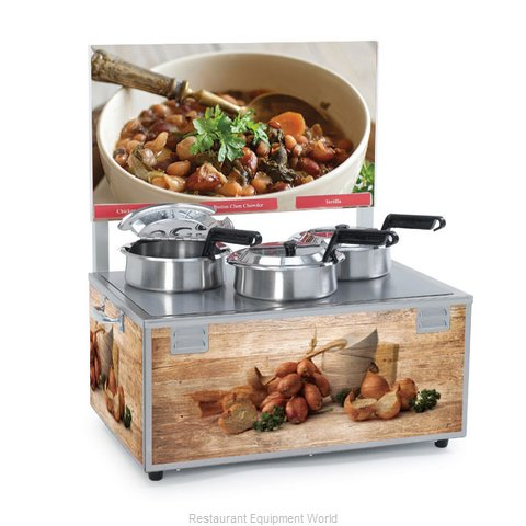 Nemco 6510-T4 Food Warmer Soup Chili