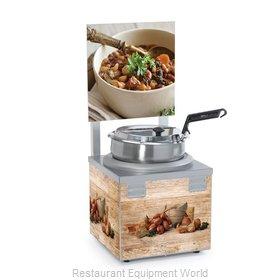 Nemco 6510A-S7 Food Pan Warmer/Cooker, Countertop