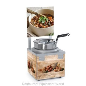 Nemco 6510A-S7P Food Warmer Soup Chili