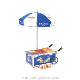 Nemco 6550-DW Hot Dog Merchandiser