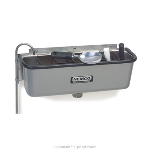 Nemco 77316-19 Spadewell Ice Cream Dipper Station (Magnified)