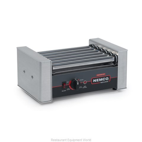 Nemco 8010SX-230 Hot Dog Grill Roller-Type