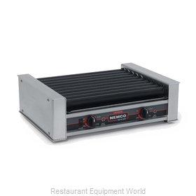 Nemco 8018SX Hot Dog Grill