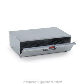 Nemco 8024-BW Hot Dog Bun / Roll Warmer