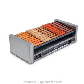 Nemco 8027-SLT-220 Hot Dog Grill