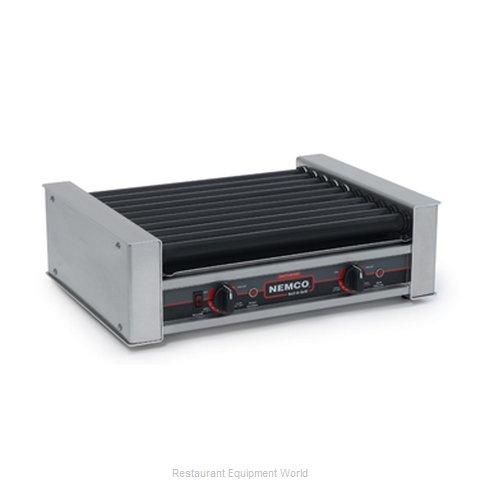 Nemco 8027SX Hot Dog Grill