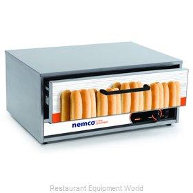 Nemco 8033-BW Hot Dog Bun / Roll Warmer
